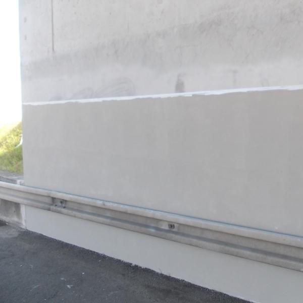 Ragréage de pile de pont par GTM TS
